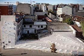 Tranches de Ville, Clichy (92) <br />Paysarchitectures