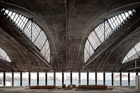 Halle de Pantin <br />Saint-Gobain Distribution Bâtiment France