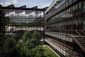 Immeuble Apicil, Lyon<br />Dumetier Design
