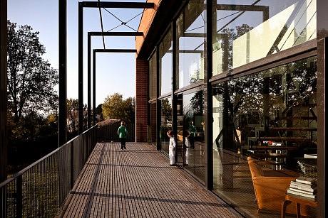 Maison particuliere toulouse 31 ggr architectes pierre yves brunaud photographe - Ggr architecten ...