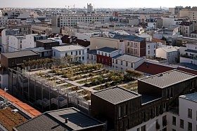 Rue des Haies, Paris <br />TOA Architectes Associés