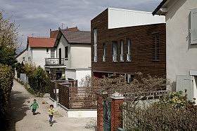 Maisons Bois, Sceaux & Saint-Cloud (92)<br />croixmariebourdon architectures