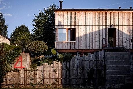 maison bois atelier limoges ladaa architectes pierre yves brunaud photographe. Black Bedroom Furniture Sets. Home Design Ideas