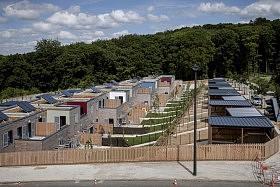 14 maisons passives, Le Havre <br /> Atelier Philippe Madec