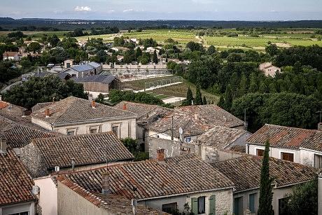 Viavino saint christol 34 atelier philippe madec for Terre montpellier archi