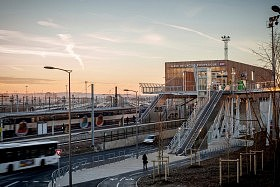 Pôle multimodal Créteil-Pompadour <br />Magazine de la région Ile-de-France