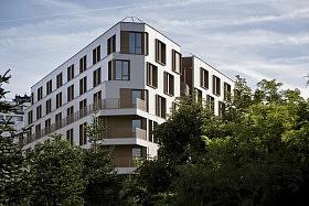Résidence Étudiante, Bagneux<br>CoBe architectes