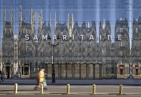 La Samaritaine, Paris <br>Frantz Jourdain | Henri Sauvage | Sanaa