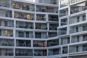 98 logements, Clichy Batignolles, Paris<br> bartolo villemard architecture urbanisme