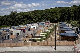14 maisons passives, Le Havre <br> Atelier Philippe Madec