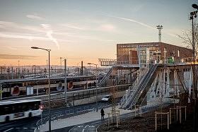 Pôle multimodal Créteil-Pompadour <br>Magazine de la région Ile-de-France