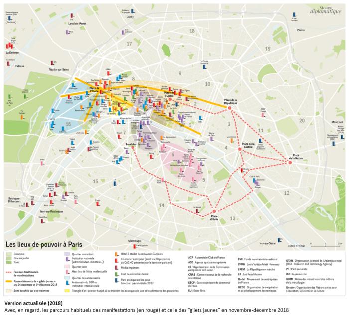 Carte-Lieux dePouvoir-Paris