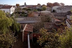 Rénovation d'îlot, Saintes <br> BNR architectes (Babled-Nouvet-Reynaud)