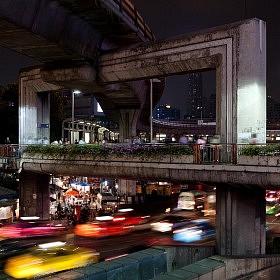 Skytrain [ Bangkok ]
